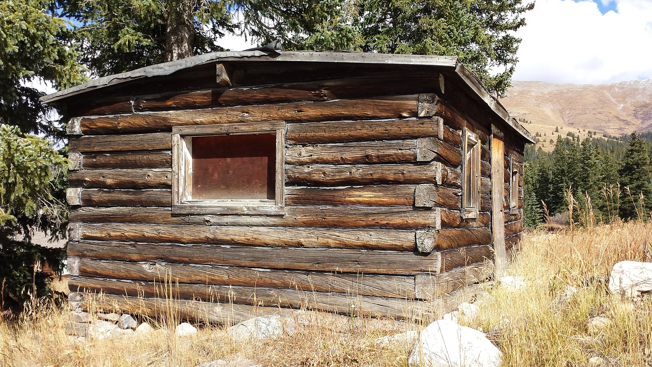 If you ve ever fancied building your own log cabin look