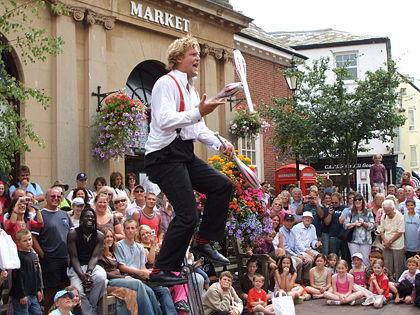 Sidmouth folk festival 2