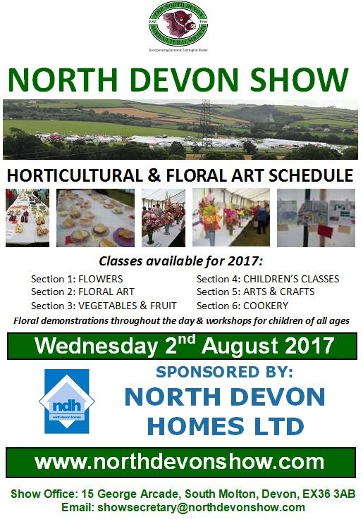 North Devon show