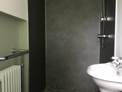 new downstair shower room