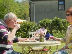 Cream Tea in Garden