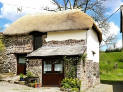 Anstey Mills Thatched Cottage