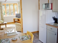 Single storey farm holiday cottage
