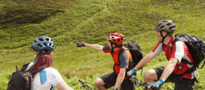 Cycling Holiday Accommodation Devon