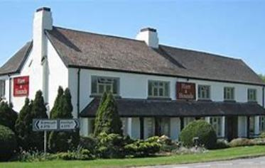 The Hare and Hounds Sidbury