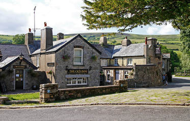 Old Inn Widecombe-in-the-Moor
