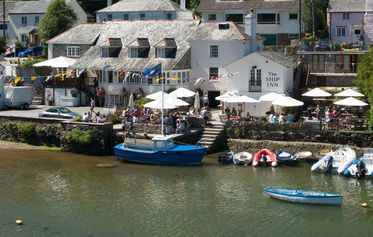 The Ship Inn, Noss Mayo