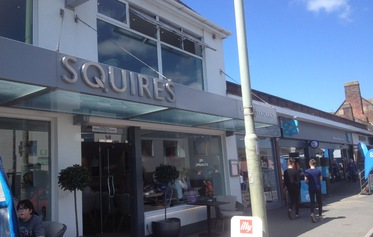 Squires Fish and Chip Restaurant