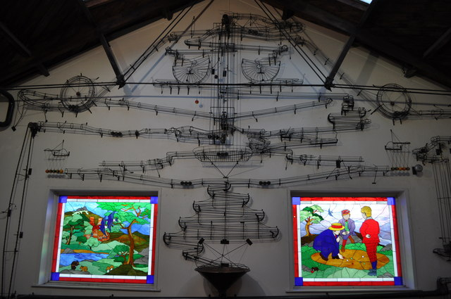 Why Not Visit The House Of Marbles And Teign Valley Glass