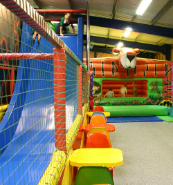 Bicton Indoor Play Area