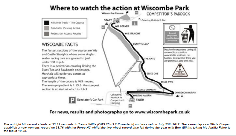 Wiscombe map