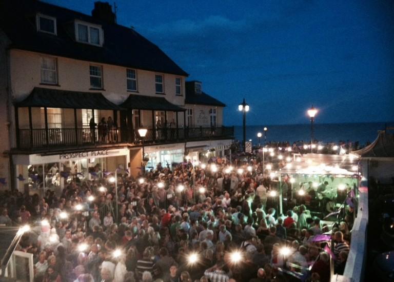 Sidmouth folk festival 3