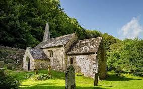 Culbone church