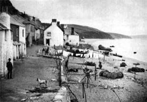 Hallsands original