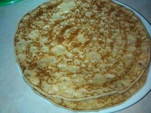 Beeson pancake