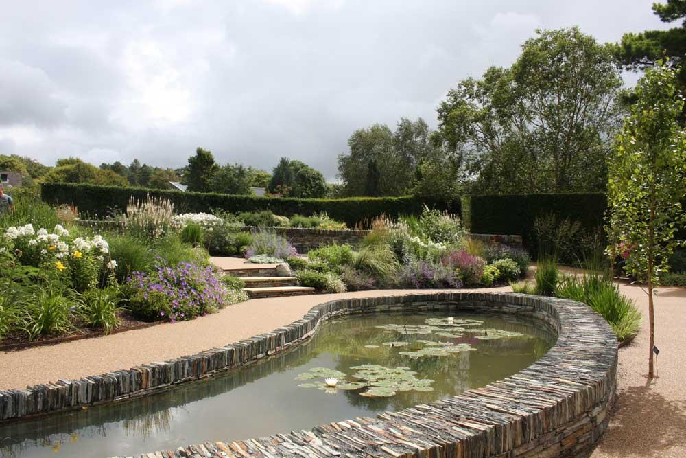 Rosemoor's new Cool Garden in North Devon