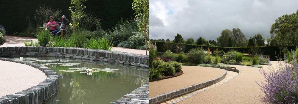 RHS Rosemoor Cool Garden