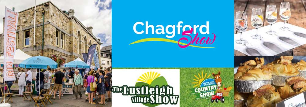 Just some of the best events in Devon.