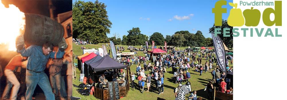 2019 Autumn Events in Devon